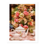 Teapot - More tea Milady Postcards