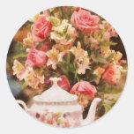 Teapot - More tea Milady Stickers