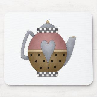 Teapot Mouse Mat