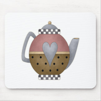 Teapot Mouse Pad