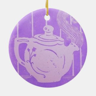 Teapot Ornament