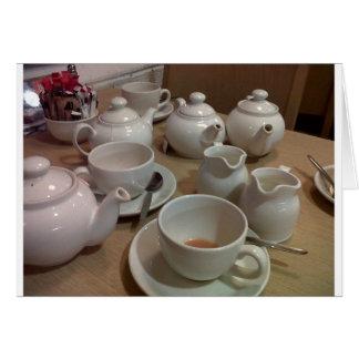 TeaPots Card