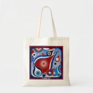 Teardrop Sky Tote Bag