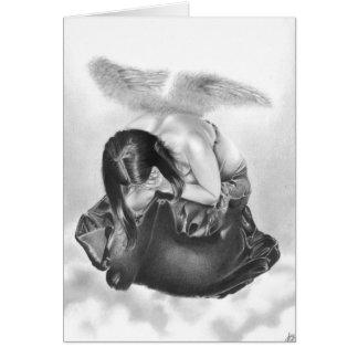 Tears in Heaven Card