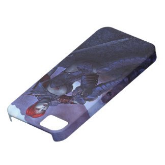 Tears of Blood Barely There iPhone 5 Case