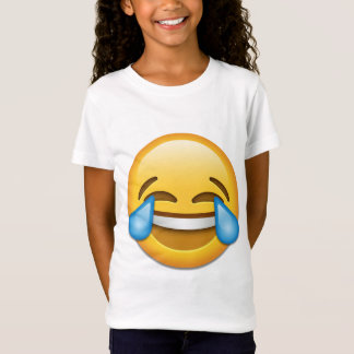Tears of Joy emoji funny T-Shirt
