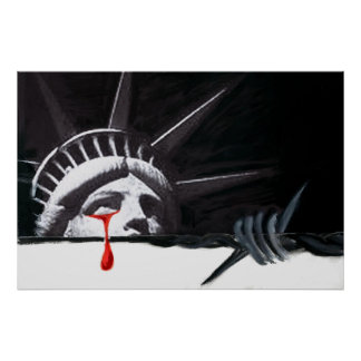 Tears of Liberty Poster