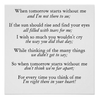 tears print