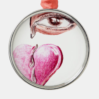 Tears to the Heart_ Christmas Ornament