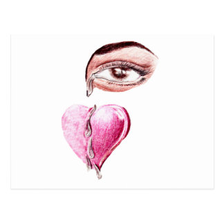 Tears to the Heart_ Postcards