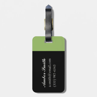 Tea's Ready Luggage Tag