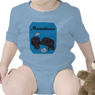 Teasing Manatees Bodysuit