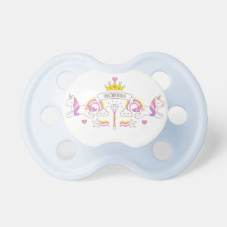 Teat Baby Princess Pacifier