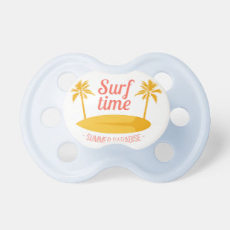 Teat Baby Surfing Baby Pacifier