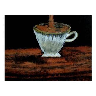 Teatime Postcard