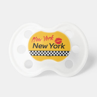 Teats BooginHead Taxi NY & Red KIS Dummy