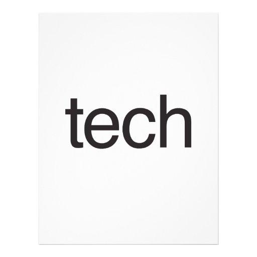 tech.ai flyers