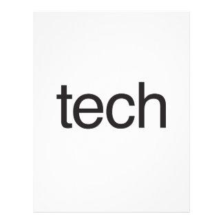 tech ai flyers
