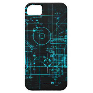 Tech Blueprint iPhone 5 case