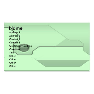 Tech-Business-Card Double-Sided Standard Business Cards (Pack Of 100)