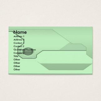 Tech-Business-Card