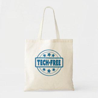 Tech-Free Budget Tote Budget Tote Bag