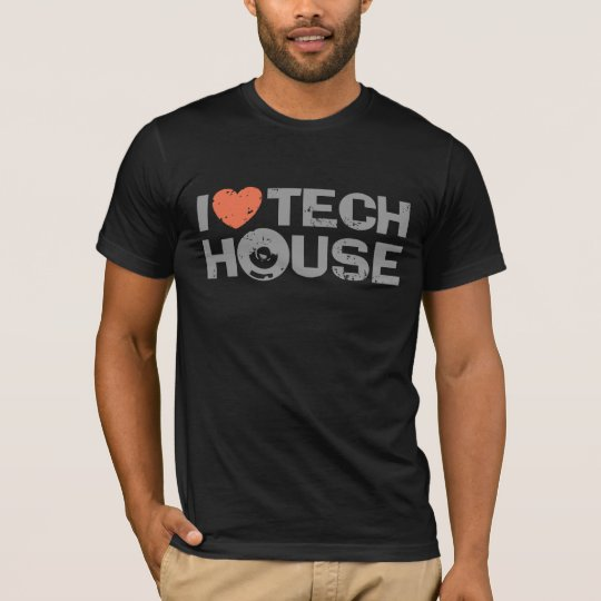 Tech House T-Shirt