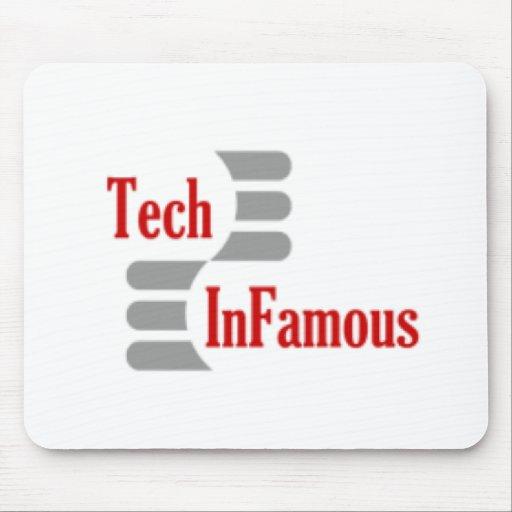 Tech InFamous Logo Mousepad