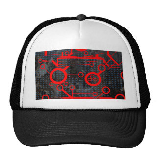 Tech Mesh Hat