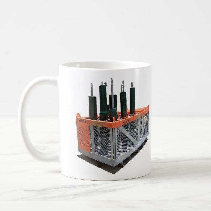 Tech Oil Products SafeSub Mug