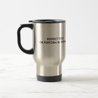 Tech Respect Mug (Lighting)