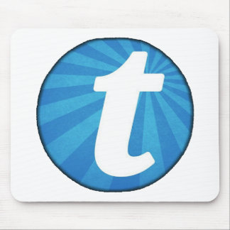 Tech Talk new logo Mousepads