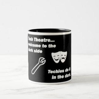 Tech Theatre Coffee Mugs