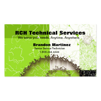 Techie Business Card
