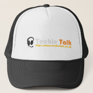 Techie Talk Cap