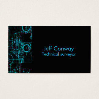 Technical Surveyor Business card