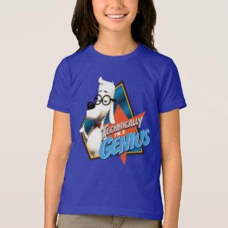 Technically I'm a Genius T-Shirt