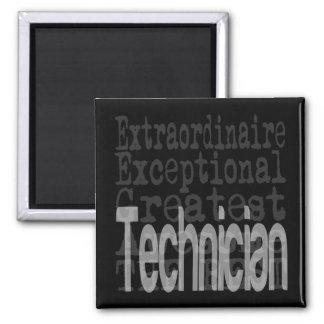 Technician Extraordinaire Magnet