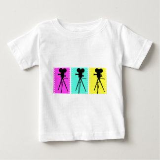Technicolor Camera Baby Toddler T-shirt