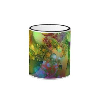 Technicolor Daydreams Ringer Mug