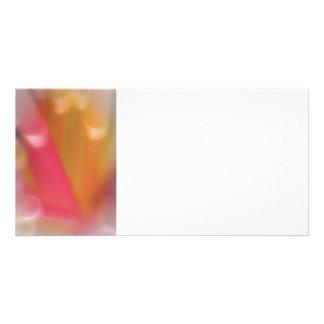 Technicolor Pipe Dream Photo Card Template
