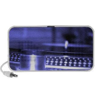 Technics Blue Tint iPhone Speaker