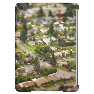 Technique #1- tilt/shift lenses case for iPad air