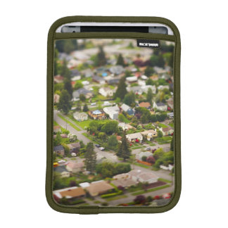 Technique #1- tilt/shift lenses iPad mini sleeve