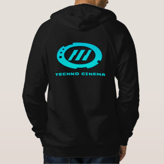 Techno Cinema Hoodie - Men's