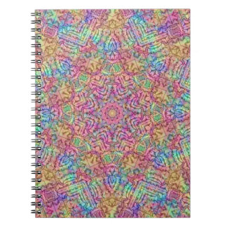 Techno Colors  Notebook