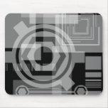 Techno Geek Mousepad