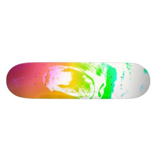 Techno Gorilla Skate Deck