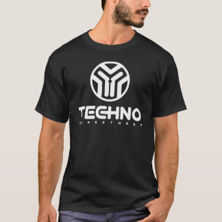 Techno Streetwear - Logo - Mens Shirt