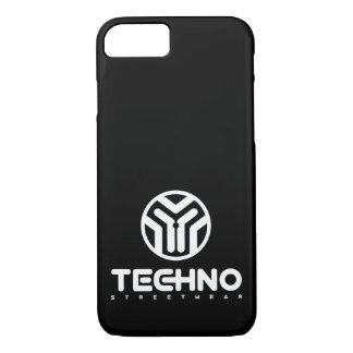Techno Streetwear - Logo - Phone Case